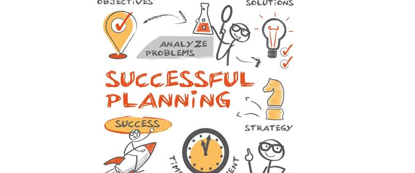 Hoe maak je een goede huiswerkplanning - Hoe een lange gang te plannen ...